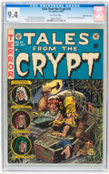 Golden Age (1938-1955):Horror, Tales From the Crypt #29 Gaines File pedigree 8/12 (EC, 1952) CGCNM 9.4 Off-white pages....