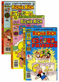 Bronze Age (1970-1979):Cartoon Character, Richie Rich and His Girlfriends #1-16 File Copies Group (Harvey,1979-82) Condition: Average NM-.... (Total: 16 )