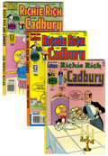 Bronze Age (1970-1979):Cartoon Character, Richie Rich and Cadbury File Copies Group (Harvey, 1977-82)Condition: Average NM-.... (Total: 20 )