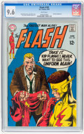 Silver Age (1956-1969):Superhero, The Flash #189 (DC, 1969) CGC NM+ 9.6 White pages....