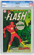 Silver Age (1956-1969):Superhero, The Flash #188 Pacific Coast pedigree (DC, 1969) CGC NM+ 9.6 Off-white to white pages....