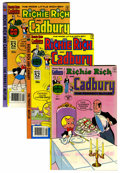 Bronze Age (1970-1979):Cartoon Character, Richie Rich and Cadbury File Copies Group (Harvey, 1977-78)Condition: Average NM-.... (Total: 19 Comic Books)