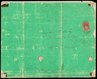1851, May 15, New York, N.Y. to Newport, R.I