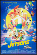 """Movie Posters:Animated, Jetsons: The Movie (Universal, 1990). One Sheet (27"""" X 40"""") DS. Animated.. ..."""