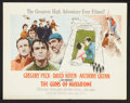 "Movie Posters:Adventure, The Guns of Navarone (Columbia, 1961). Lobby Card Set of 8 (11"" X14""). Adventure.. ... (Total: 8 Items)"