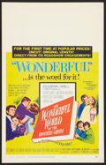 """Movie Posters:Fantasy, The Wonderful World of the Brothers Grimm (MGM, 1963). Window Card (14"""" X 22""""). Fantasy.. ..."""