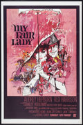 """Movie Posters:Musical, My Fair Lady (Warner Brothers, 1964). One Sheet (27"""" X 41""""). Musical.. ..."""