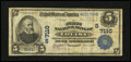 National Bank Notes:Kentucky, Louisa, KY - $5 1902 Date Back Fr. 590 The First NB Ch. # (S)7110....