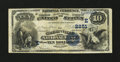 National Bank Notes:Pennsylvania, Greenville, PA - $10 1882 Date Back Fr. 542 The Greenville NB Ch. #(E)2251. ...