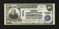 National Bank Notes:Pennsylvania, Glen Campbell, PA - $10 1902 Plain Back Fr. 632 The First NB Ch. # 5204. ...