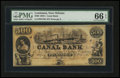 Obsoletes By State:Louisiana, New Orleans, LA- New Orleans Canal & Banking Co. $500 G70a. ...