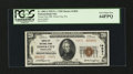 National Bank Notes:Pennsylvania, Tower City, PA - $20 1929 Ty. 2 Tower City NB Ch. # 14031. ...