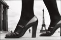 Photographs, FRANK HORVAT (French, b. 1928). Stern, Chaussure, a Shoe and Eiffel Tower, Paris, 1974. Gelatin silver, 2000. Paper: 16 ...