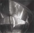 Photographs, IMOGEN CUNNINGHAM (American, 1883-1976). Sculpture at Alcoa Building, 1971. Vintage gelatin silver, 1971. 7-3/4 x 7-3/4 ...