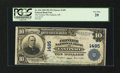National Bank Notes:Maine, Eastport, ME - $10 1902 Plain Back Fr. 624 The Frontier NB Ch. #1495. ...