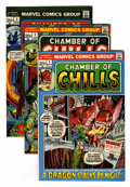 Bronze Age (1970-1979):Horror, Chamber of Chills #1-25 Group (Marvel, 1972-76) Condition: AverageVF.... (Total: 25 Comic Books)