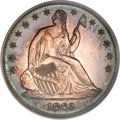 Patterns, 1863 50C Half Dollar, Judd-340, Pollock-412, Low R.6, PR65 PCGS....