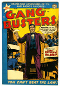 Golden Age (1938-1955):Crime, Gang Busters #28 (DC, 1952) Condition: NM-....