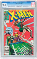 Modern Age (1980-Present):Superhero, X-Men #224 (Marvel, 1987) CGC NM/MT 9.8 Off-white to whitepages....