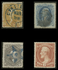 1855-1933 U.S. Collection