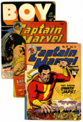 Golden Age (1938-1955):Miscellaneous, Comic Books - Assorted Golden Age Titles Group (Various Publishers, 1940s-50s) Condition: Average FR/GD.... (Total: 17 )