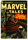 Golden Age (1938-1955):Horror, Marvel Tales #110 (Atlas, 1952) Condition: GD/VG....