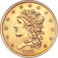 Classic Half Eagles, 1835 $5 MS62 NGC....