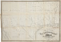 Miscellaneous:Maps, A. M. Gentry. Map of Texas Showing the Line of the Texas and NewOrleans Railroad and Its Connections in the U.S. and Ad...