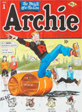 Original Comic Art:Covers, Murphy Anderson Archie Comics #1 Cover Re-Creation Original Art (undated)....