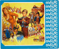 "Movie Posters:Musical, Oliver! (Columbia, 1968). Deluxe Color Still Set of 12 and Folder (14"" X 11"").. ..."