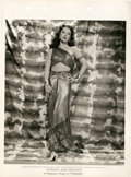 "Movie Posters:Adventure, Hedy Lamarr in ""Samson and Delilah"" (Paramount, 1949). KeybookStill (8"" X 11"").. ..."