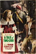"Movie Posters:Drama, A Tale of Two Cities (MGM, 1935). Poster (40"" X 60"").. ..."