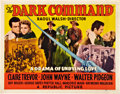 """Movie Posters:Western, The Dark Command (Republic, 1940). Half Sheets (2) (22"""" X 28"""") Styles A & B.. ... (Total: 2 Items)"""