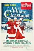 "Movie Posters:Musical, White Christmas (Paramount, 1954). One Sheet (27"" X 41"").. ..."