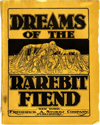 Dreams of the Rarebit Fiend #nn (Frederick A. Stokes Co., 1905) Condition: GD/VG