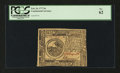 Colonial Notes:Continental Congress Issues, Continental Currency February 26, 1777 $6 PCGS New 62....