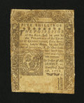 Colonial Notes:Connecticut, Connecticut June 7, 1776 5s Very Good, backed....