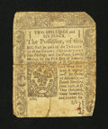 Colonial Notes:Connecticut, Connecticut June 19, 1776 2s/6d Very Fine, backed....