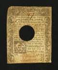 Colonial Notes:Connecticut, Connecticut June 1, 1780 2s/6d Very Fine, backed....