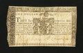 Colonial Notes:Maryland, Maryland January 1, 1767 $1 Very Fine....