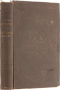 Books:First Editions, Captain L[orenzo] Sitgreaves. Report of an Expedition Down the Zuni and Colorado Rivers. (Thirty-second Congress...
