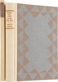 Books:First Editions, Two Grabhorn Press Books Concerning Life on the Early Frontier,including:... (Total: 2 Items)