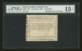 Colonial Notes:North Carolina, North Carolina December, 1768 10s PMG Choice Fine 15 Net....
