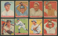 Baseball Cards:Lots, 1933 Goudey 1934-36 Diamond Stars Collection (85)....