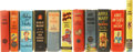 Golden Age (1938-1955):Miscellaneous, Big Little Book Group (Whitman/Saalfield, 1936-49) Condition: Average VF/NM.... (Total: 11 Items)
