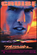 """Movie Posters:Sports, Days of Thunder Lot (Paramount, 1990). One Sheets (3) (27"""" X 40"""") DS Advance and Regular. Sports.. ... (Total: 3 Items)"""