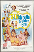 """Movie Posters:Comedy, Sinderella and the Golden Bra (Manson Distributing, 1964). One Sheet (27"""" X 41""""). Comedy.. ..."""
