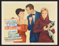 """Movie Posters:Romance, Bell, Book and Candle (Columbia, 1958). Lobby Card Set of 8 (11"""" X 14""""). Romance.. ... (Total: 8 Items)"""
