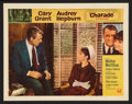 "Movie Posters:Mystery, Charade (Universal, 1963). Lobby Card Set of 8 (11"" X 14"").Mystery.. ... (Total: 8 Items)"