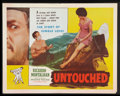 "Movie Posters:Adventure, Untouched (Excelsior, 1956). Half Sheet (22"" X 28""). Adventure....."